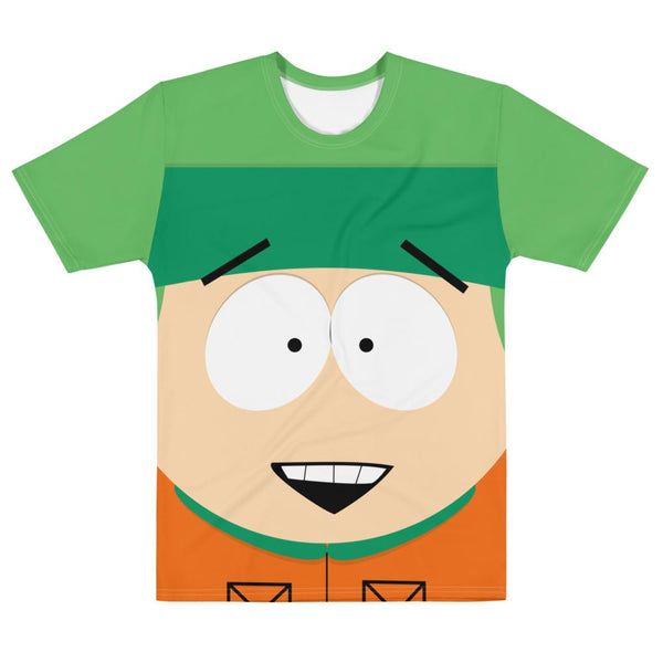 South Park Kyle Big Face Adult All-Over Print T-Shirt