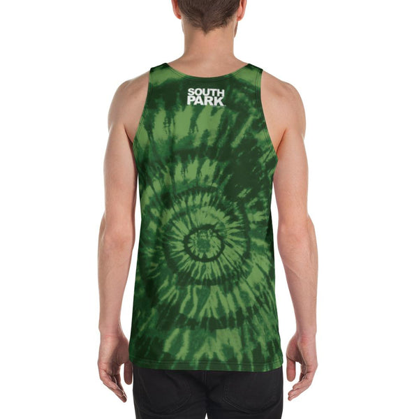South Park Kyle Tie-Dye Adult All-Over Print Tank Top