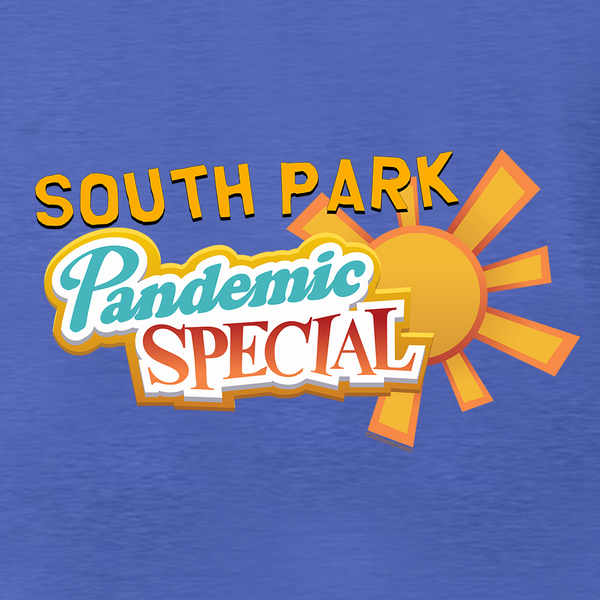 South Park Pandemic Special Logo Fleece Hooded Sweatshirt