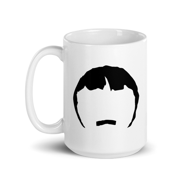 South Park Randy Marsh Silhouette White Mug