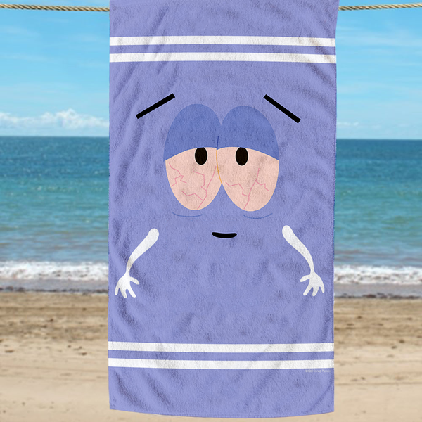 South Park Towelie Beach Towel