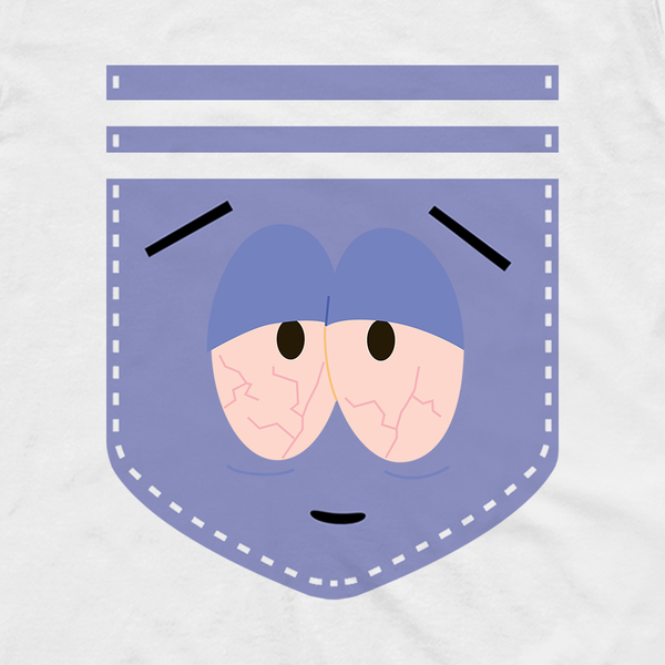 South Park Towelie Adult Short Sleeve T-Shirt