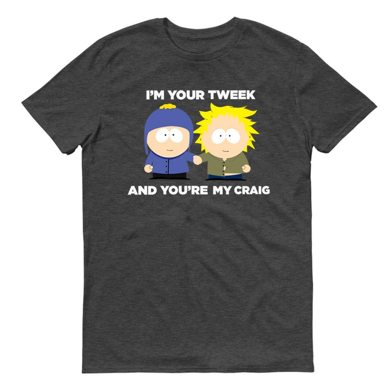 South Park Your Tweek My Craig Adult Short Sleeve T-Shirt