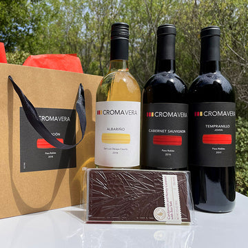 Mother's Day Wine & Chocolate Gift Pack