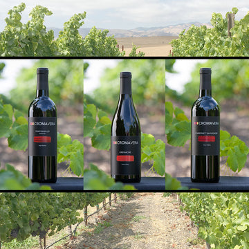 Tempranillo Maduro, Grenache and Cabernet Sauvignon for our Premium Reds 3 Pack