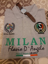 Load image into Gallery viewer, MILAN/ITALIAN Polo Shirts/T-shirts