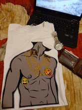 Load image into Gallery viewer, CHAIN MUSCULAR MAN Polo/T-shirt