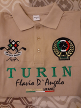 Load image into Gallery viewer, TURIN/ITALIAN CHARISMA Polo/t-shirts