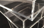 "Lucite Trays - Large ""Luxe"" 10-Pack"