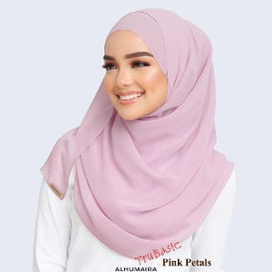 TruBasic Hijab By Alhumaira