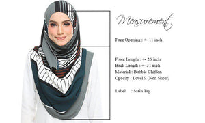 Aralyn Printed Shawl By Saifash