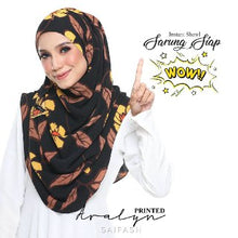 Load image into Gallery viewer, Aralyn Printed Shawl By Saifash