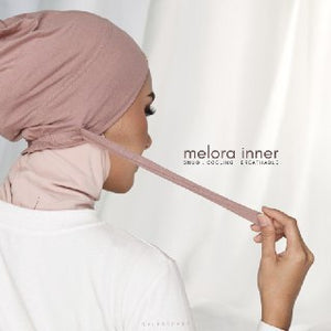 Melora Inner Snowcap by Nyleascarf