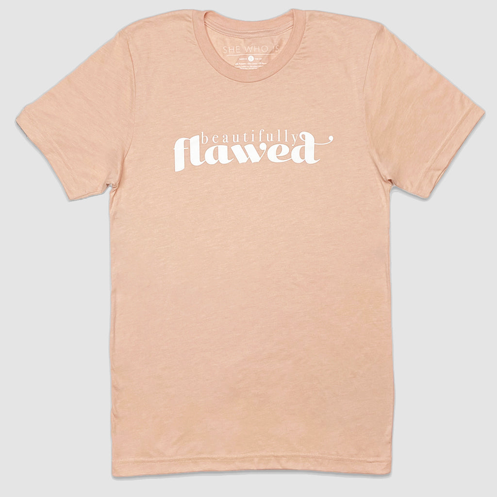 Beautifully Flawed Tee