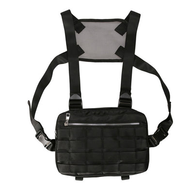 Adjustable Stylish chest bag