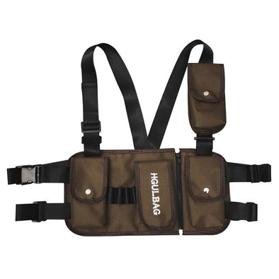 Multifunctional Chest Bag