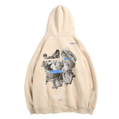 the smell of reading Hoodie