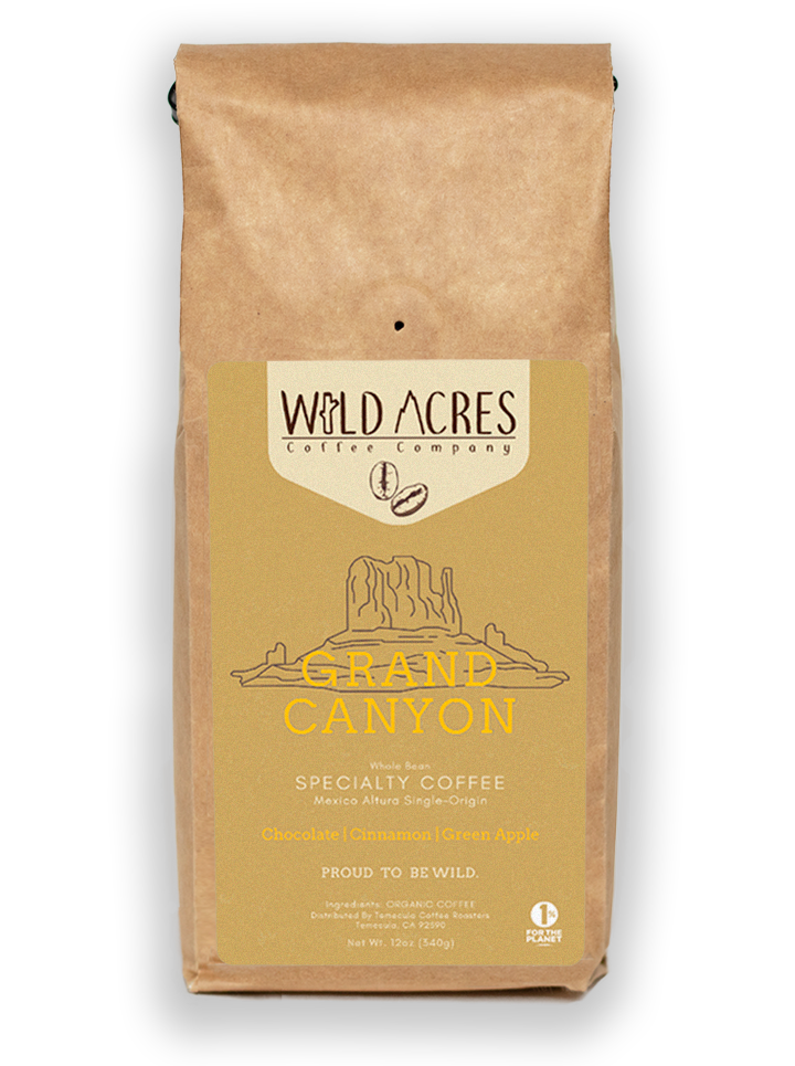 Grand Canyon-Wild Acres Coffee Co.