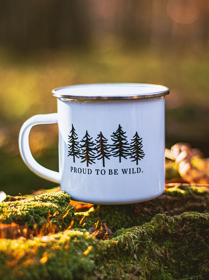 Proud to Be Wild Mug
