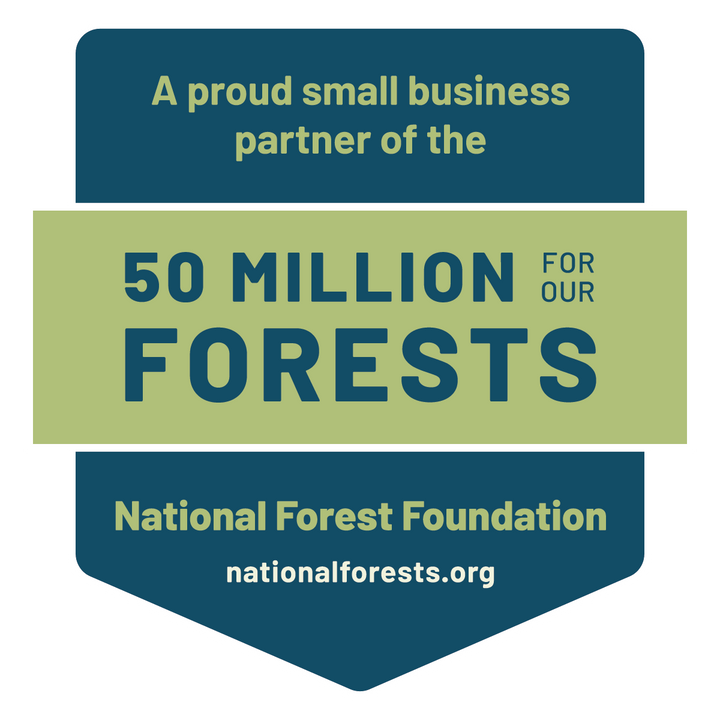 Donation to National Forest Foundation