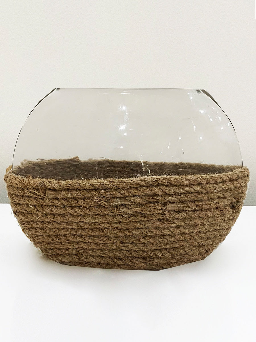 Nautical Rope Vase G2