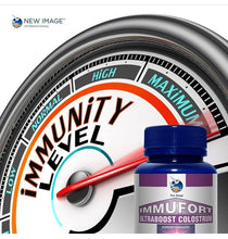 Load image into Gallery viewer, Immufort High Potency Colostrum Tablets 60