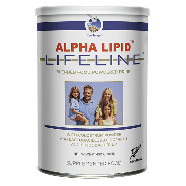 Alpha Lipid Lifeline COLOSTRUM (Free Shipping to Anywhere in South Africa)