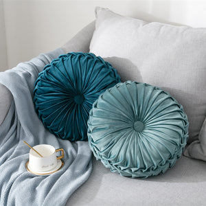 Round Shaped Throw Pillow Seat Cushion Sofa Pad Core Filler Home Bedroom Decor
