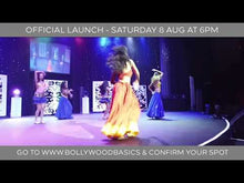 Load and play video in Gallery viewer, Bollywood Basics 21 Day Challenge (Online Dance & Fitness Classes) - SAVE R1350