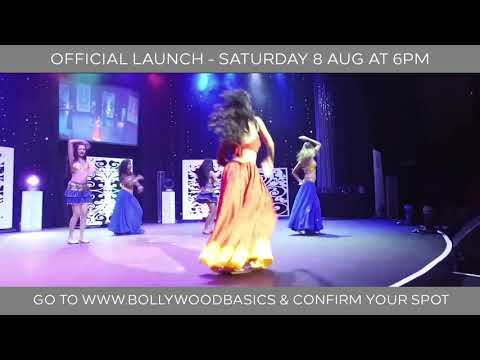 Bollywood Basics 21 Day Challenge (Online Dance & Fitness Classes) - SAVE R1350