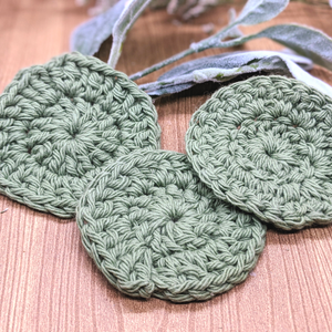 Reusable Cotton Face Rounds