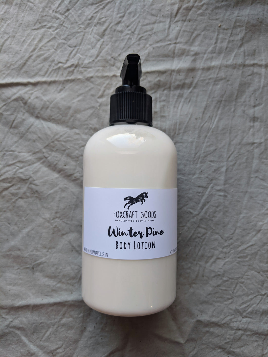 Winter Pine Body Lotion