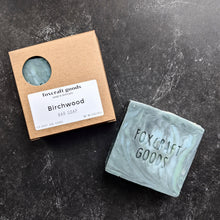 Load image into Gallery viewer, Birchwood Bar Soap