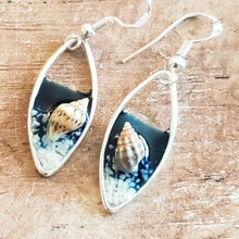Load image into Gallery viewer, Beach Scene Earrings