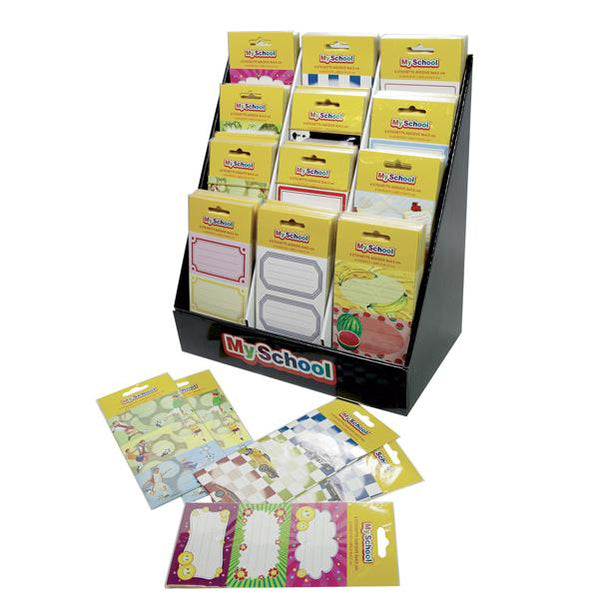 ri-plast-display-240-buste-da-6-etichette-myschool-fantasie-assortite-riplast
