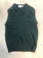 Green Knit Vest (Size M Mens)
