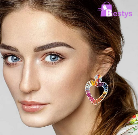 Handmade Colourful Earrings