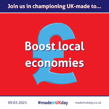 made in uk day boost local economies