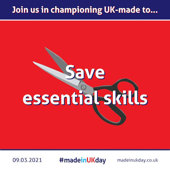 made in uk day save essential skills