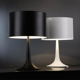 Modern Stealth Black Lamp