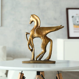 Flying Horse Sculpture