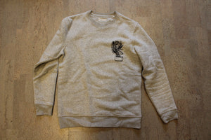 Outside the box sweater