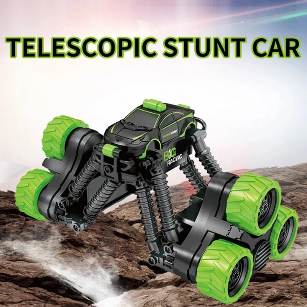 3D Rotating Drift Deformation Buggy Car