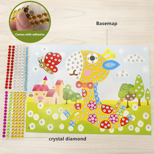 Diamond Sticker Art Kit