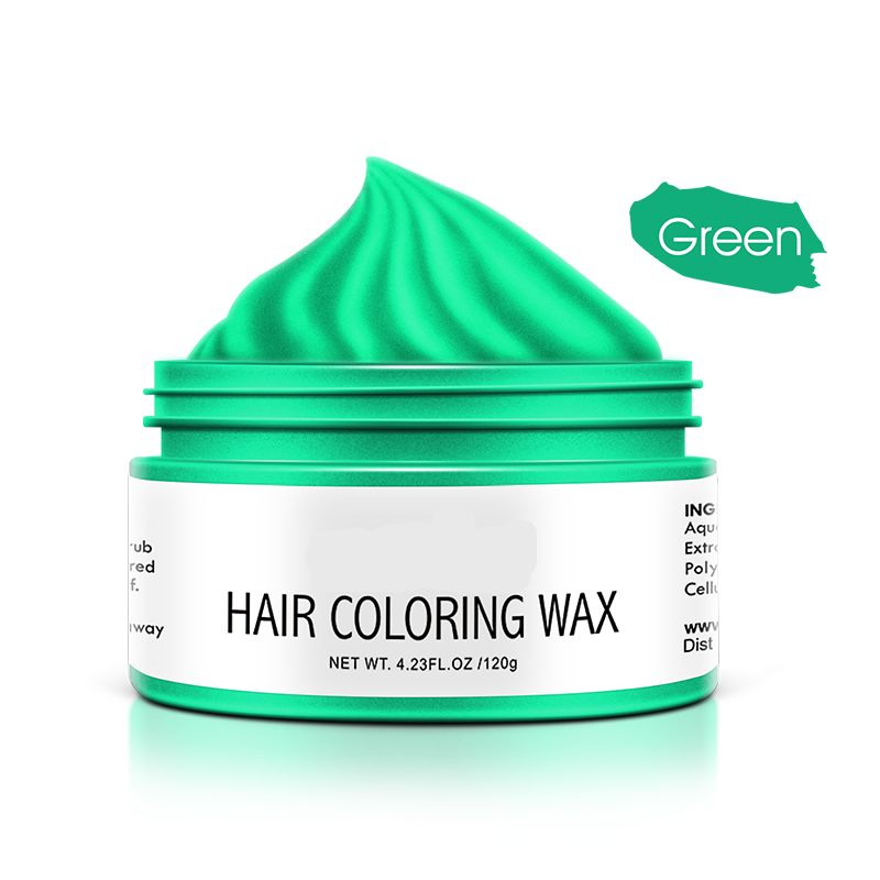 Temporary Hair Color Wax