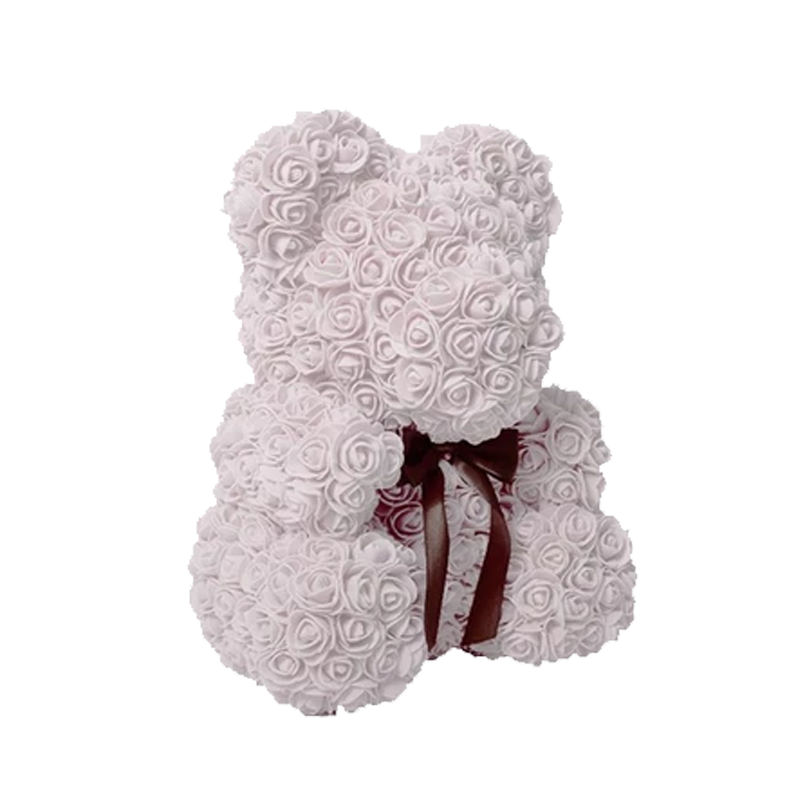 Flower Teddy Bear