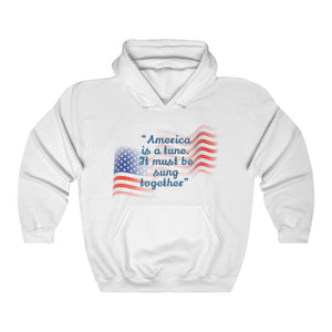 America Is A Tune Hoodie