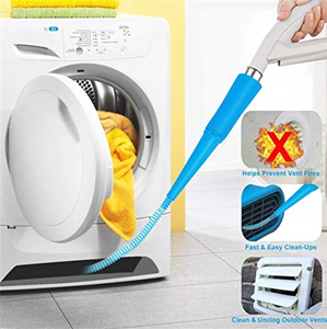 Flexible Lint Remover Vacuum Hose Attachment