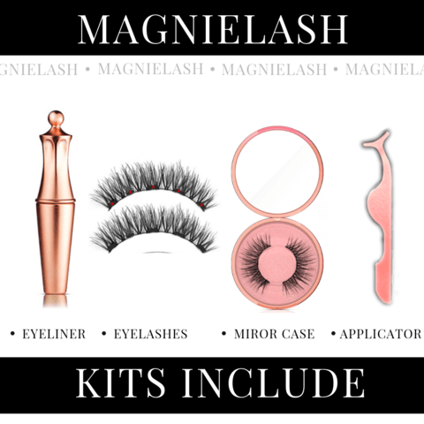Magnetic Eyeliner and Eyelash Kit