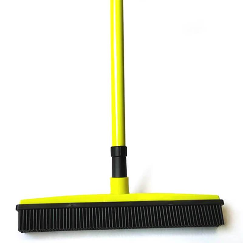 Multifunctional Rubber Broom